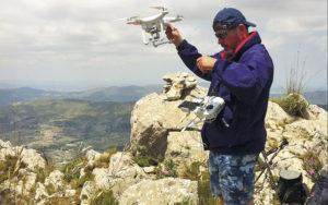 DRONES EN LA PUBLICIDAD 1